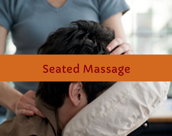 Sublime Seated Massage